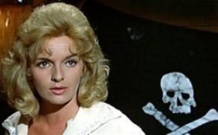 Лиза Гастони в роли Мэри Рид, 1961   Фото: woman-space.ru