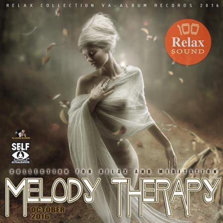 VA - Melody Therapy Relax Compilation (2016)